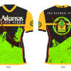 Mountain Bike Jersey design for Arkansas State Parks